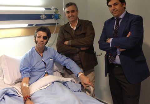 Padilla, intervenido con éxito tras una operación de tres horas - mundotoro.com