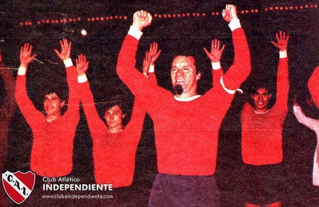 1964 Independiente de Avellaneda - Campeon de la Copa Libertadores de America