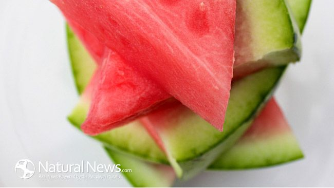 Juice of a watermelon added to list of natural ways to relieve muscle soreness – try these recipes
