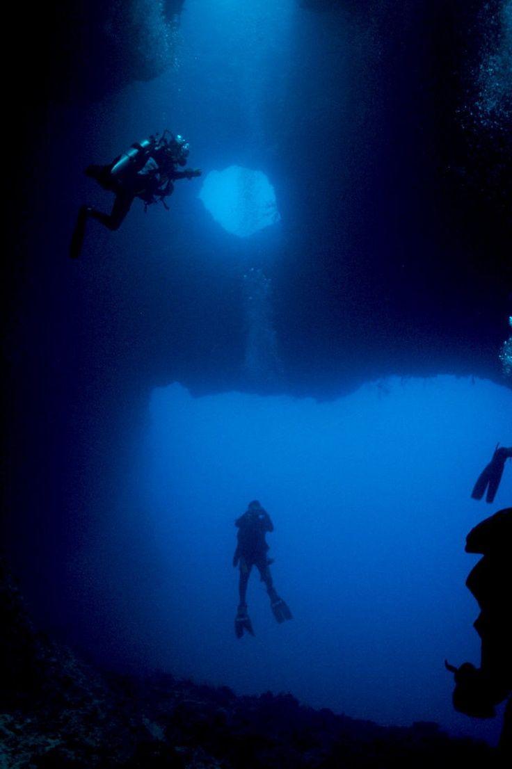 The Big Black hole in Belize