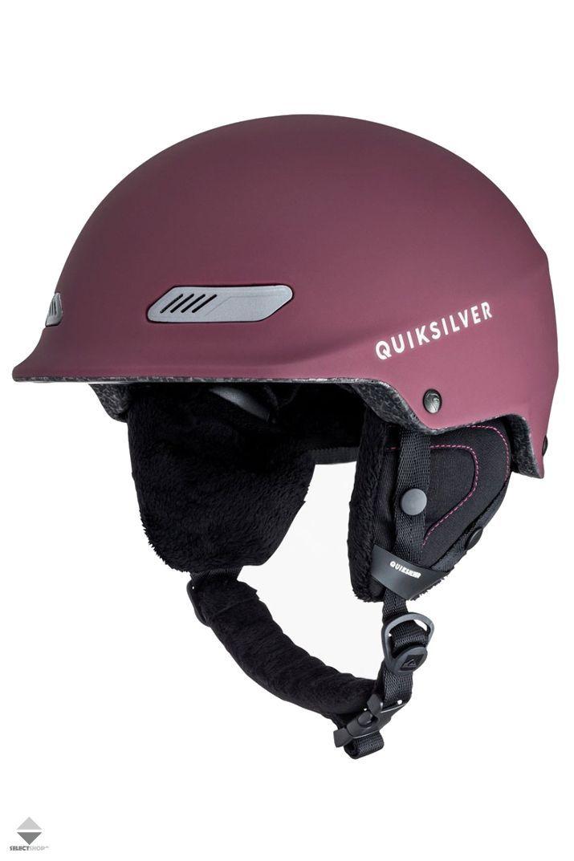 Kask Snowboardowy Quiksilver Wildcat Wild Cats Snowboard Quiksilver