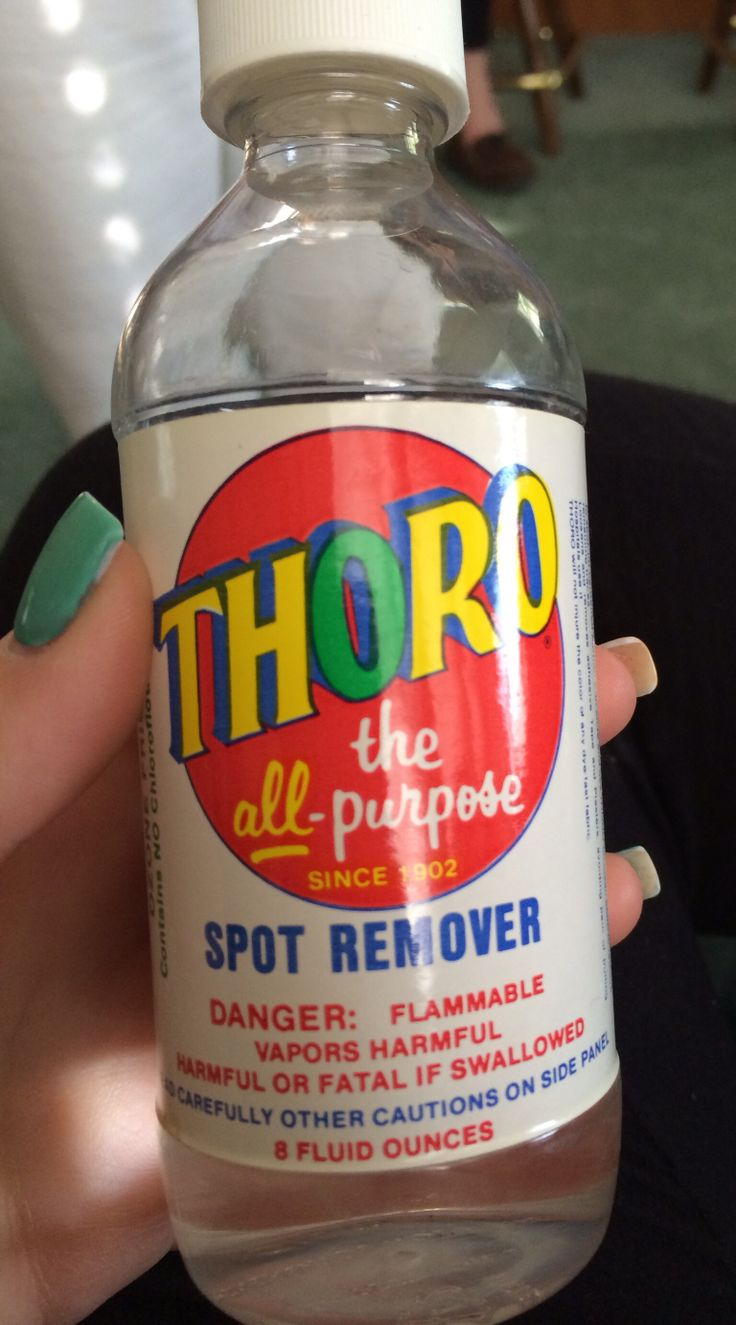 Thoro All Purpose Spot Remover Needs To Come Back
