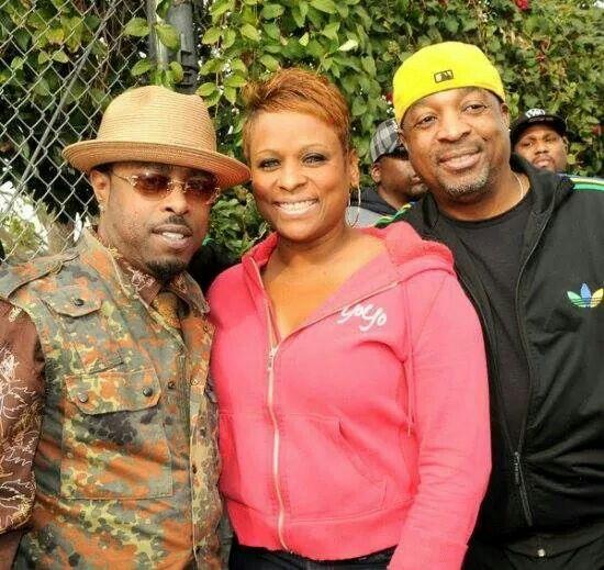 Sir Jinx, Yo Yo & Chuck D