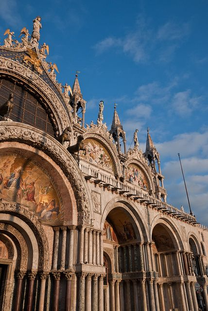 Saint Mark's Basilica, San Marco,Venice,IT