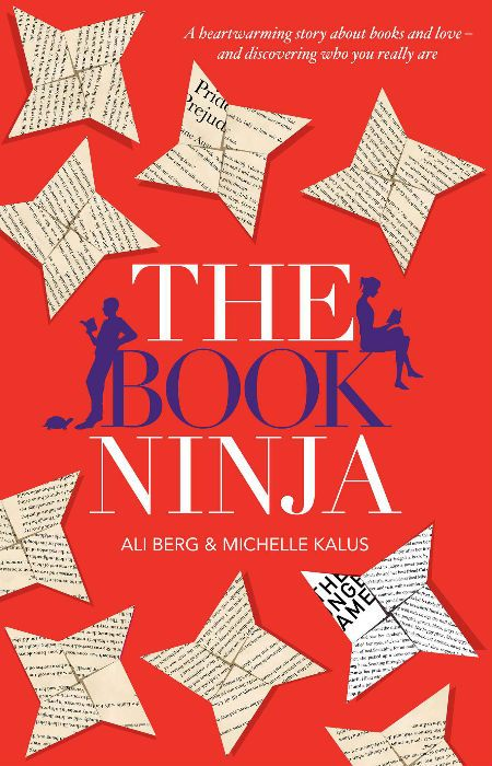 Book Review The Ninja By Ali Berg And Michelle Kalus Sparklyprettybriiiight Books In 2018 Reading My
