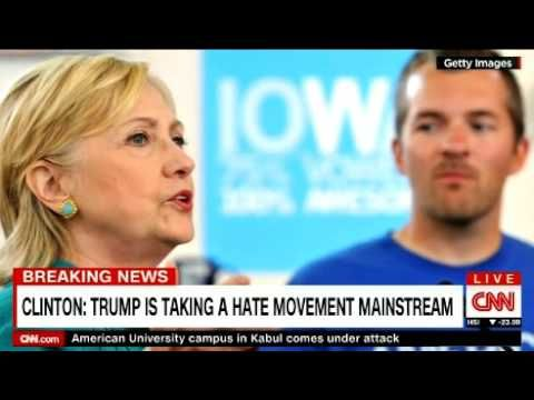 TRUMP STRUGGLES TO STAY ON MESSAGE OVER IMMIGRATION ON CNN Breaking News…