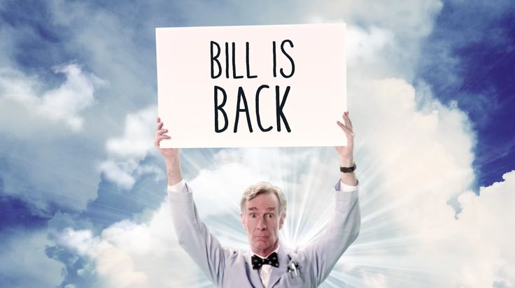 Bill Nye is coming to Netflix at a time when we need him most.
