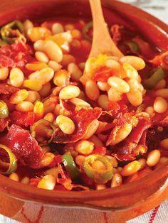 Güveçte kuru fasulye Tarifi - Türk Mutfağı Yemekleri - Yemek Tarifleri