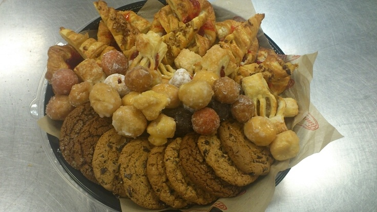 Assorted Pastry Platter!  Great for any Event!  Meetings, Parties, and Showers!