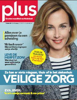 5x PlusMagazine € 17,-: Plus Magazine is het tijdschrift voor actieve…