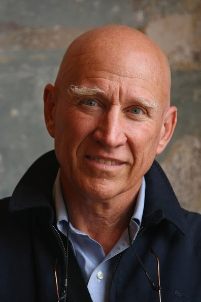 Sebastiao Salgado Portrait By Sean Gallup