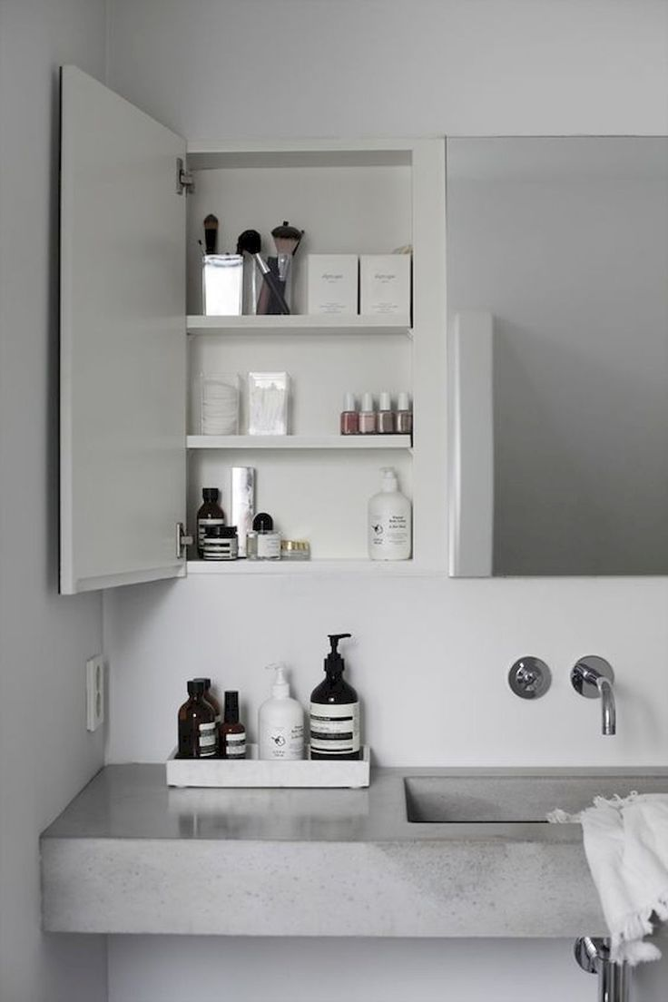Nice 75 Genius Bathroom Cabinet Storage Ideas https://crowdecor.com/75-genius-bathroom-cabinet-storage-ideas/