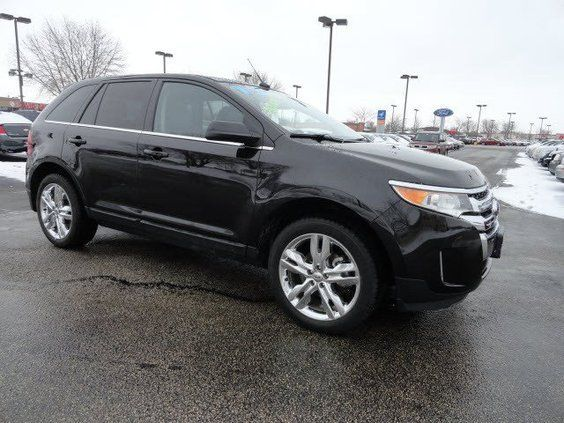 Nice Ford: 2013 Ford Edge Limited -- My New Car :-)  Sold my little Miata Convertible, goin...  cars/motorcycles Check more at http://24car.top/2017/2017/07/14/ford-2013-ford-edge-limited-my-new-car-sold-my-little-miata-convertible-goin-carsmotorcycles/