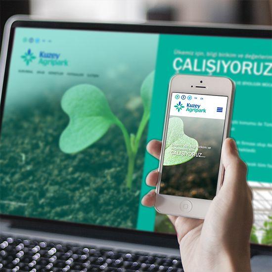 Bitki Araştırma ve Biyolojik Mücadele firması Kuzey Agripark'ın websitesi yayında! www.kuzeyagripark.com