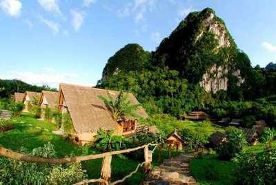 Tanakita Camp in Sukabumi, West Java Indonesia