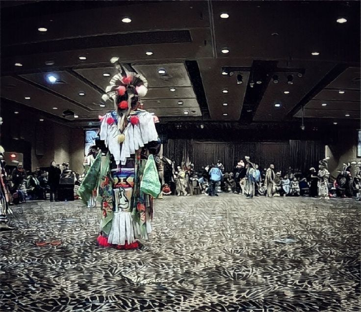 The passion i have all the feelings i felt and continue to feel I share it every time I'm on the floor proud to be Cree Nation.  Damce for those who can't and those who need prayer.