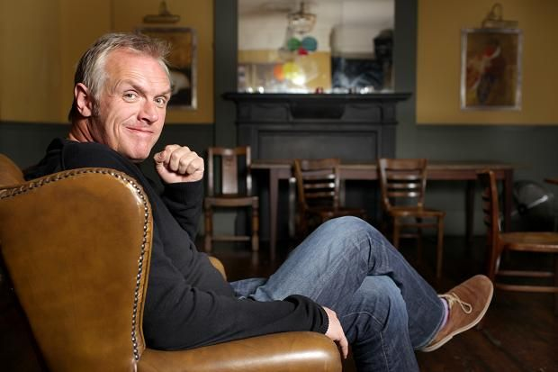 Greg Davies, one of my favourite comedians, has me in tears of laughter at times!