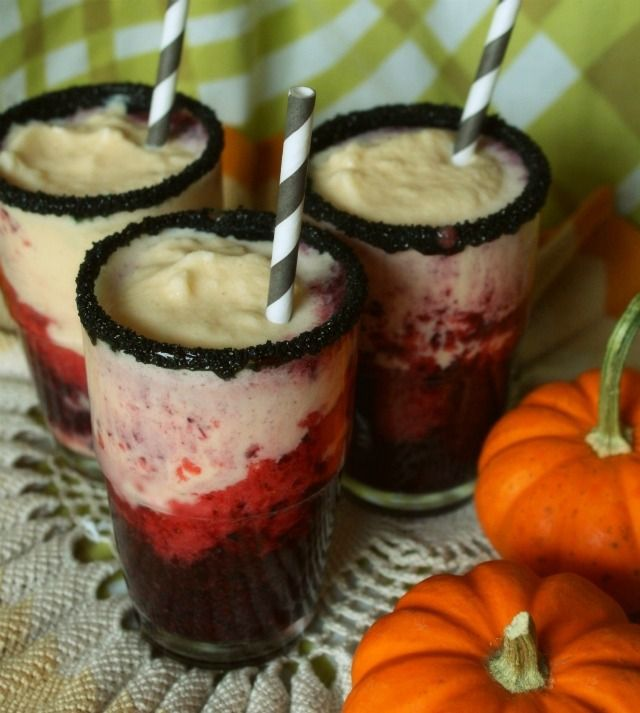 chloes inspiration halloween mocktails - Halloween Punch Alcoholic
