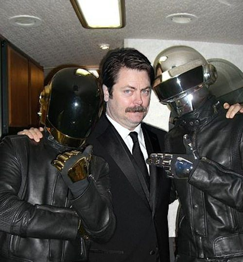 what are the names of the people in daft punk
