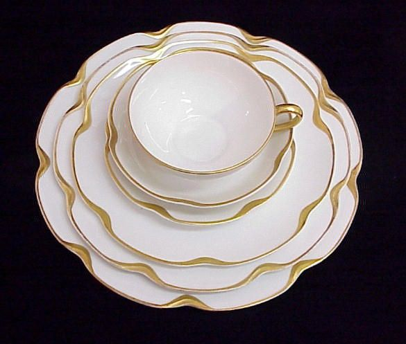 Product?  Well, I love my antique Havilland china set - here's the pattern.