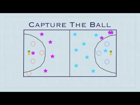 Physed Games - Capture The Ball - YouTube