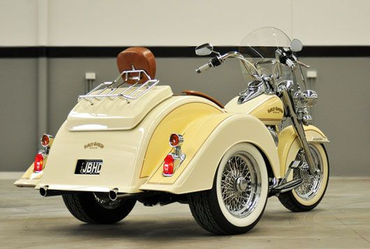 Harley Davidson Heratige Trike 2009
