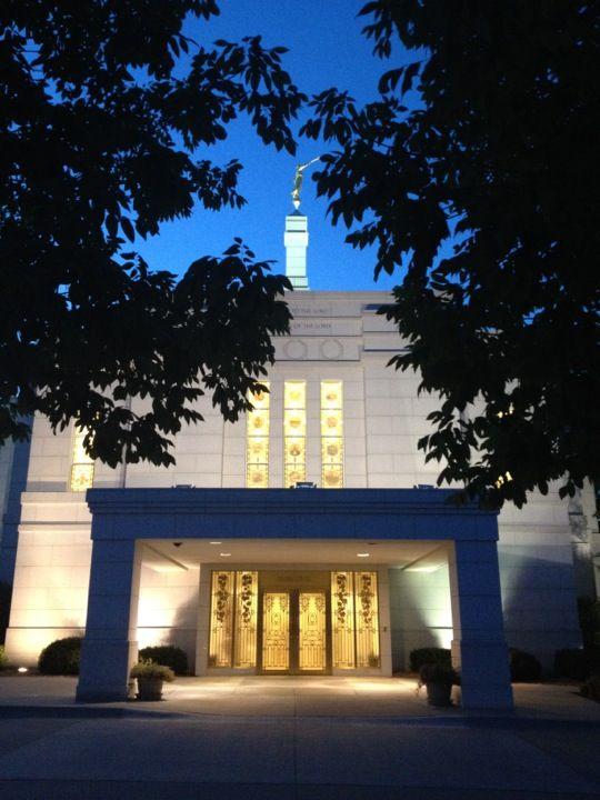 Winter Quarters Nebraska Temple in Omaha, NE and Visitor's Center