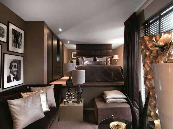 The Netherlands / Huizen / Headquarter / Bed Room / Eric Kuster / Metropolitan Luxury