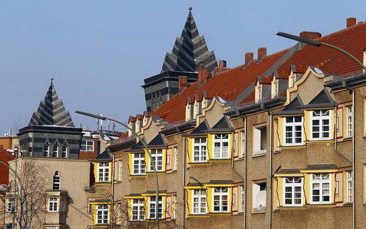Berlin-Spandau, Ermisch-Wohnsiedlung © Roland Rosnner, Deutsche Stiftung Denkmalschutz, Bonn