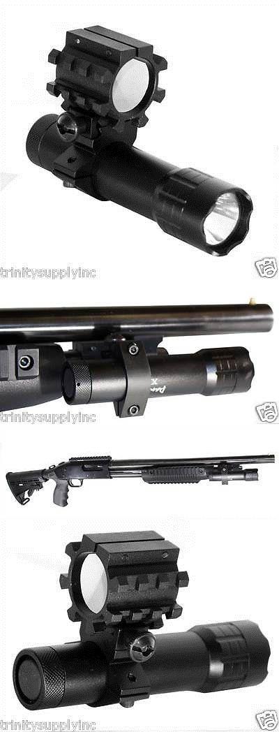 Shotgun 73954: Tactical Shotgun Led Strobe Flashlight For 12 Gauge Maverick 88. BUY IT NOW ONLY: $34.95