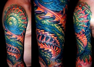 If I had a million dollars....: Gorgeous Tattoo, Tattoo Sleeve, Guys Aitchison, Biomechan Tattoo, Mech Tattoo, Art Connection, Aitchison Work Amazing, Tattoo Art, Biomech Sleeve
