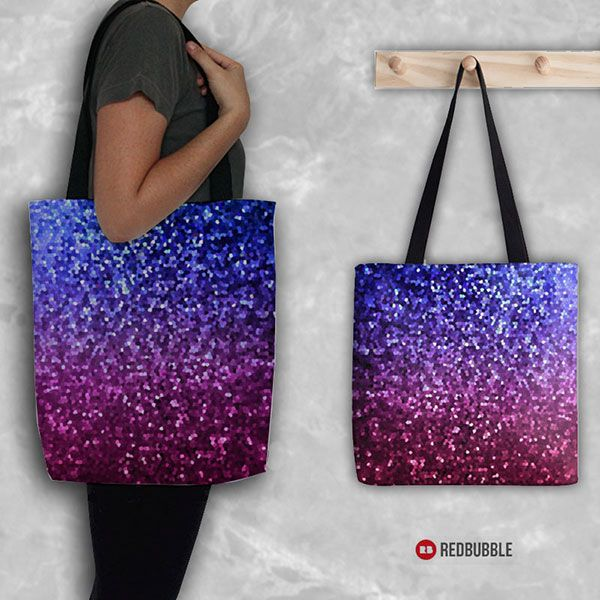 SOLD Tote Bag Mosaic Sparkley Texture! https://www.redbubble.com/people/medusa81/works/11669160-mosaic-sparkley-texture?asc=u&p=tote-bag&rel=carousel #Redbubble #Tote #Bag #Mosaic #Sparkley #Texture #red #blue #bright #shimmer #accessories #bags