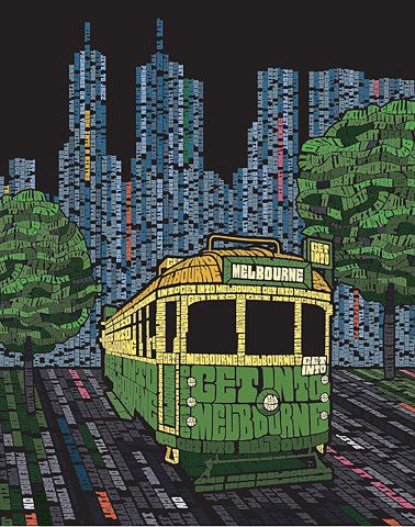 love this. need one of a new orleans streetcar.