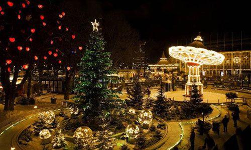 Самые красивые Рождественские ярмарки Европы Les plus beaux marchés de Noël en Europe Die schönsten Weihnachtsmärkte in Europa The most beautiful Christmas markets in Europe