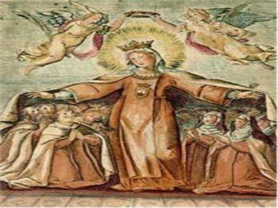 JEZUS en MARIA Groep.: MARIA TOEVLUCHT DER ZONDAARS
