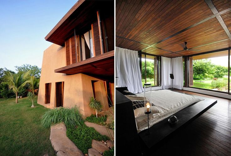 Retreat in the South Indian Countryside by Mancini