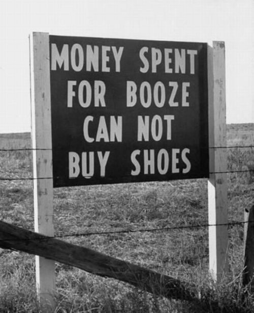 Gotta save for my shoes!!! I think this is funny even though I don't drink!