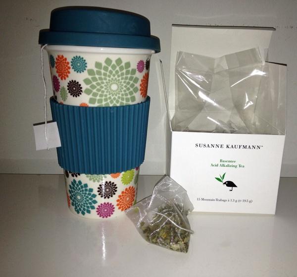 Gut und gesund: Tee von Susanne Kaufmann (Bild: Katrin Roth)