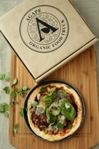 agapé organic food truck #sydney