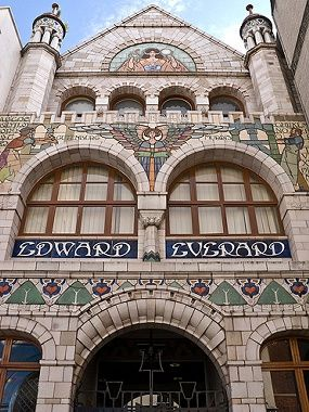 139 Best Images About Art Nouveau And Art Deco Buildings In The UK On Pintere