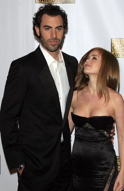 J-Connection: Sacha Baron Cohen is Jewish. Just add that to the list of incredible things Baron Cohen has done, like getting wife Isla Fisher to convert to Judaism. For more Sasha Baron Cohen news on Jspace: http://www.jspace.com/news/tags/the-dictator/2239
