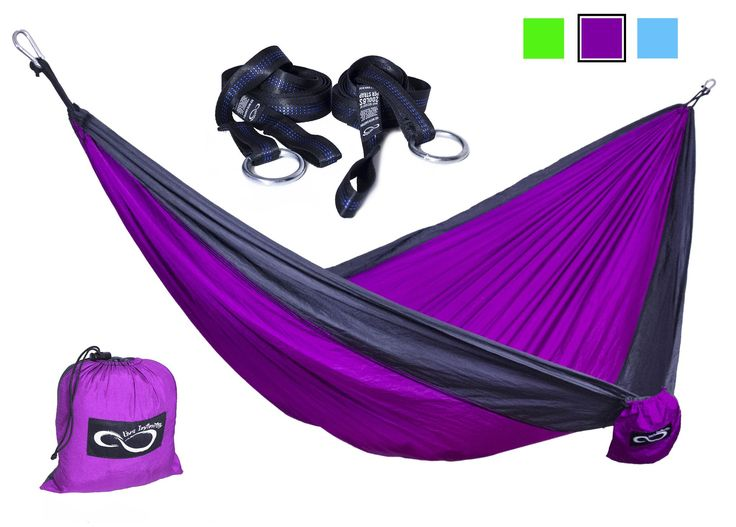 - Durable weather resistant, quick drying 210T Parachute Nylon with All weight bearing seams TRIPLE stitched - Come with Poly-Filament Webbed Tree Straps with their own nylon carrying cinch bag (see f