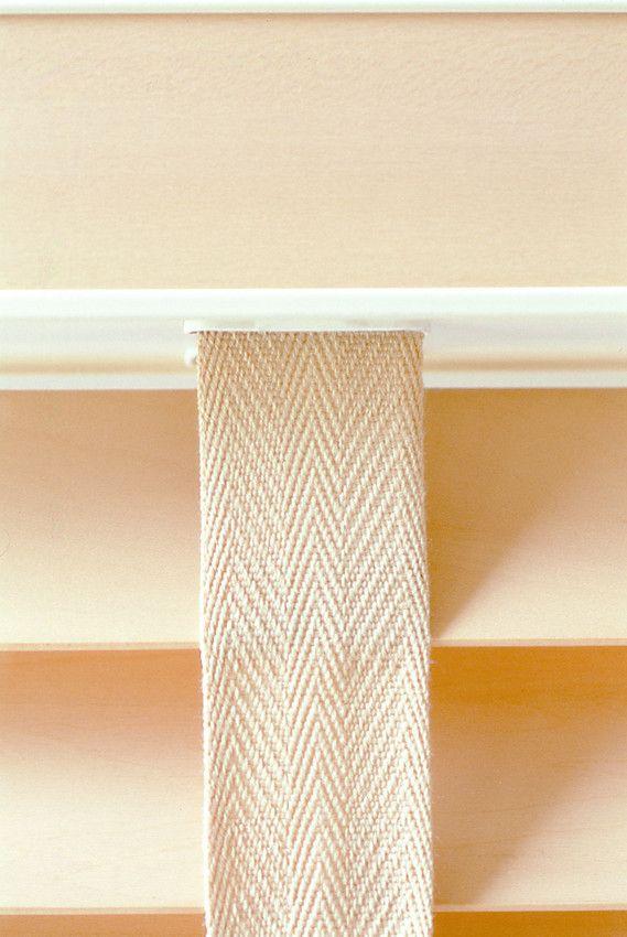 Silent Gliss: 8900 Wood & Aluminium Venetian blind system 3 of 4