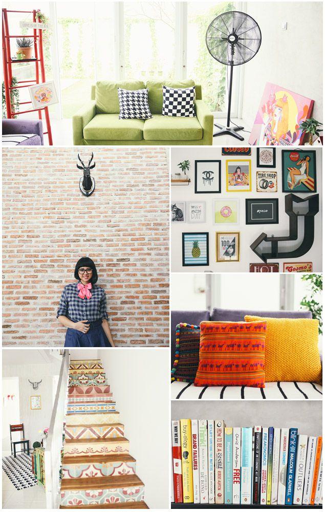 diana rikasari's home | Indonesian fashion blogger