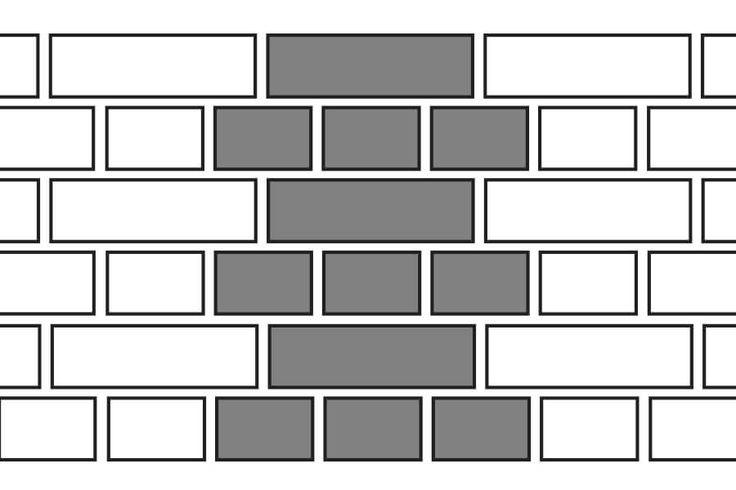 English Brick Bond