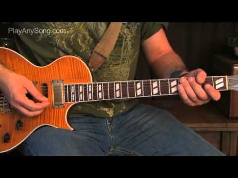 Back in Black - How to Play Back in Black by AC/DC on Guitar - YouTube