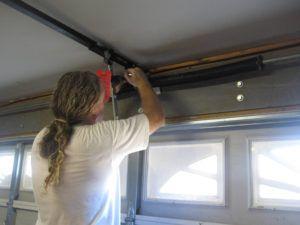 Garage Door Opener Torsion Spring Adjustment