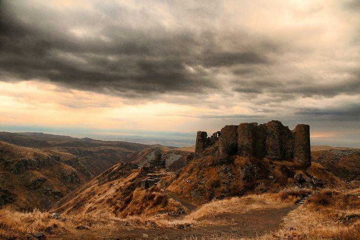 Amberd by Harut Tashjyan on 500px