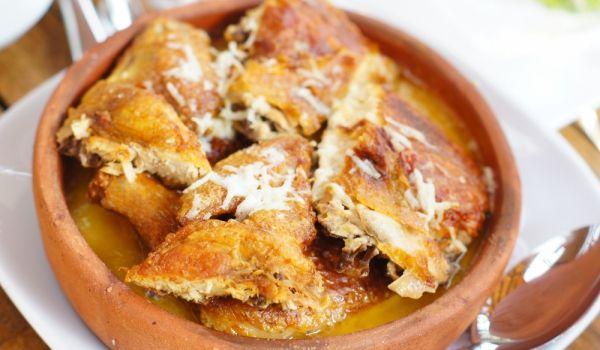 Рецепта за Кмерули – пиле с чесън по грузински