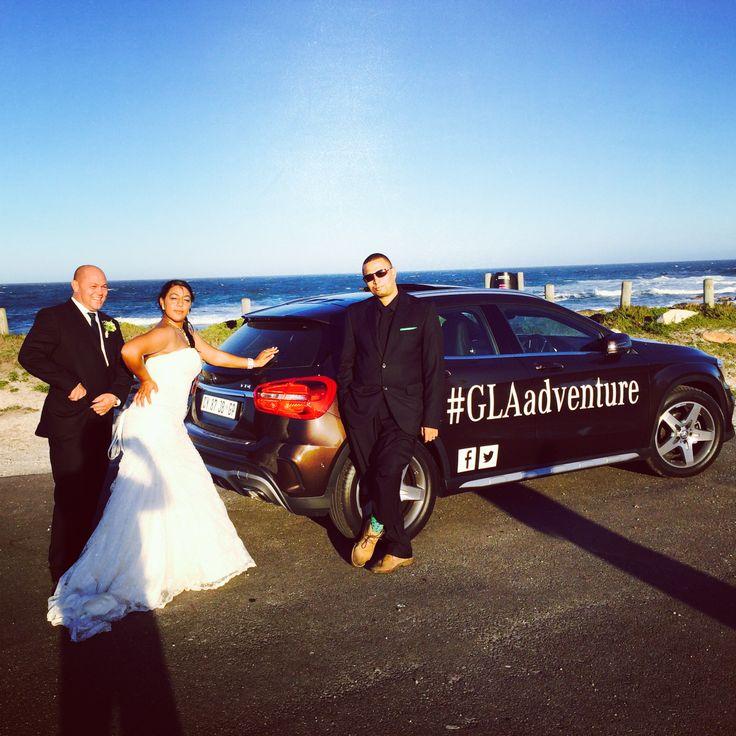 Mercedes-Benz #GLAadventure Weekend in Jeffrey's Bay